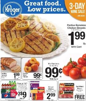 Kroger Morgantown Wv >> Kroger Weekly Ad & Circular Specials