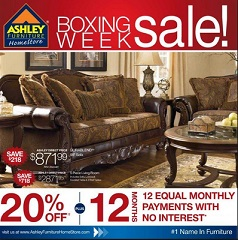 Ashley furniture weekly ad flyer specials Ashley home furniture weekly ad