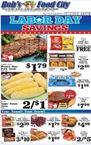 Bobs Food City Ad Flyer Specials