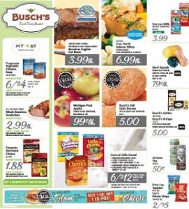Buschs Weekly Ad >> Busch's Fresh Food Market Ad & Flyer Specials