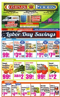 Compare Foods Supermarkets Ad & Flyer Sale