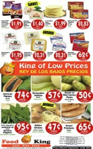 100 Progressive Grocer Food King Sells Business Foodking Circular