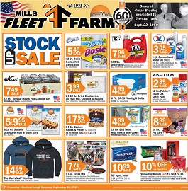 Fleet Farm Coupons >> Mills Fleet Farm Weekly Ad Circular