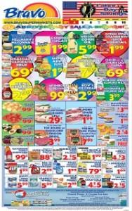 Bravo Supermarkets Weekly Ad Circular