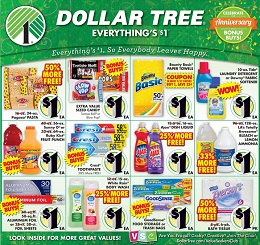 Dollar Tree Store Locations