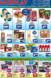 Fairplay Finer Foods Weekly Ad Amp Circular Specials