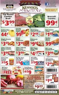 Cvs Pharmacy Coupons >> Kennie's Market Weekly Ad Circular