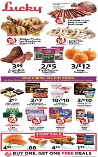 Cvs Pharmacy Coupons >> Lucky Supermarkets Weekly Ad Specials