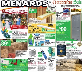 If you are interested in knowing more about the company, its statements, products, and special offers or discounts, please visit alinapant.ml Latest Menards weekly ad, circular, sales flyer and Sunday Ad. Best Menards ad sales, specials and offers on alinapant.ml