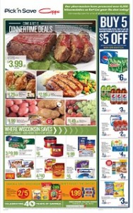 Your weekly deals.