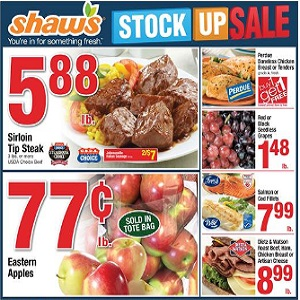 Shaws weekly circular : Best buy appliances clearance