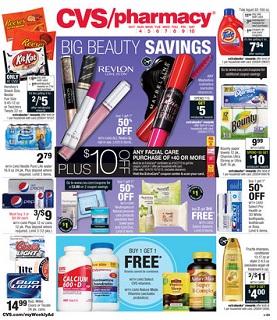 Cvs Pharmacy Coupons >> CVS Pharmacy Weekly Ad 10/4 - 10/10/2015