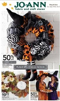 fa500195b6f Joann Fabrics Weekly Ad Circular