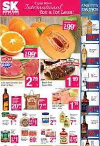 Super King Markets Weekly Ad Circular