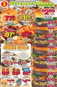 Cvs Pharmacy Coupons >> Super One Foods Weekly Ad & Sales Flyer