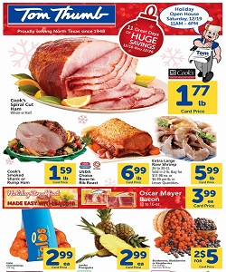 Tom thumb food stores weekly specials