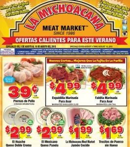 La Michoacana Weekly Ad Sale