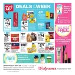 Walgreens Weekly Ad 09/01/2019 - 09/07/2019