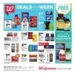 Walgreens Weekly Ad 09/29/2019 - 10/05/2019